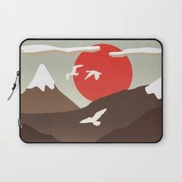 Swan Migration Laptop Sleeve