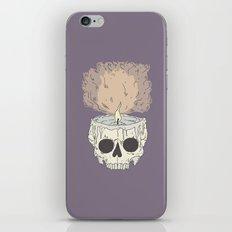 skull candle iPhone & iPod Skin