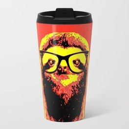 Warhol Cat (3) Travel Mug