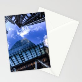 Lloyd's and the Gherkin and Cheese Grater London Stationery Cards