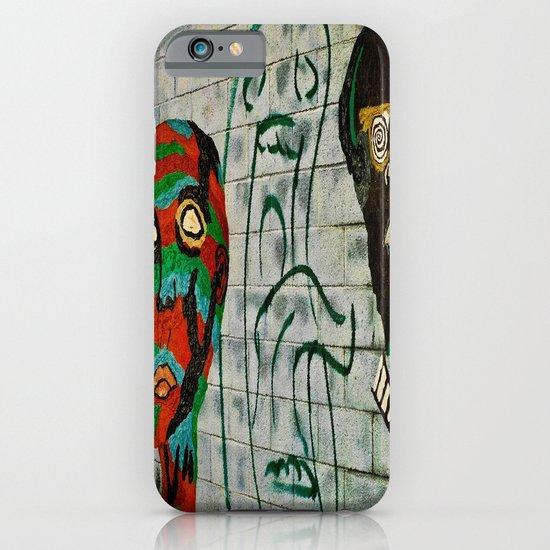 heads iPhone & iPod Case