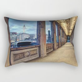 Window To The Other World Rectangular Pillow