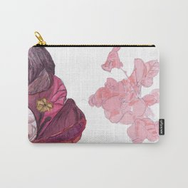 Beloved Bougainvillea Carry-All Pouch