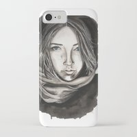 ice iPhone & iPod Cases featuring Ice by Kylerg