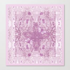 Bear Kaleidoscope ♡ Canvas Print
