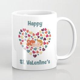 Happy St.Valentine's Coffee Mug