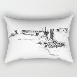 PIER 2 Rectangular Pillow
