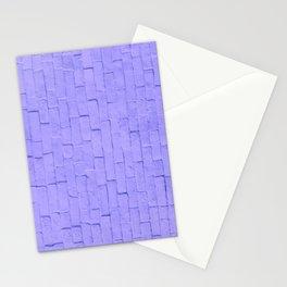 Lavender Brick Stationery Cards