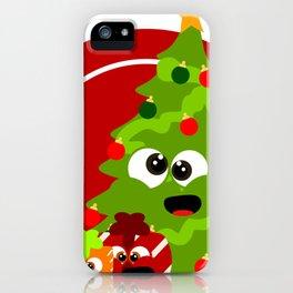 Christmas Carols iPhone Case