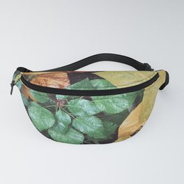 Colorful Leafs Fanny Pack