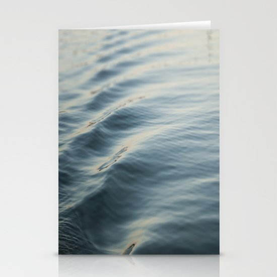 Water Ripple Stationery Cards