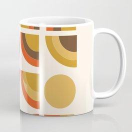 Kosher - retro throwback minimalist 70s abstract 1970s style trend Coffee Mug