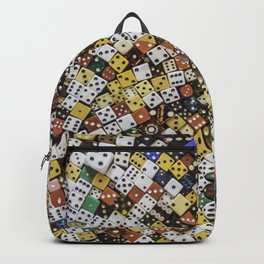Lucky Seven Come Eleven Backpack