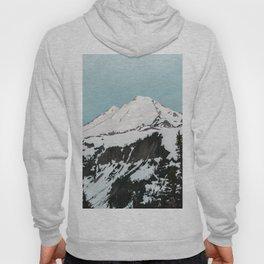 Turquoise Sky Mt. Baker Hoody
