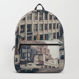 Tough Streets - NYC Backpack