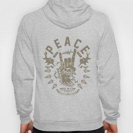 Rock & peace Hoody