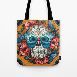 Day of the Dead Tote Bag