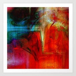 Almazo Art Print
