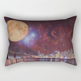 Strange Skys Rectangular Pillow