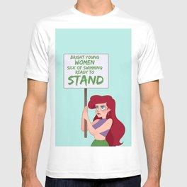 Protest Princess: Ariel T-shirt