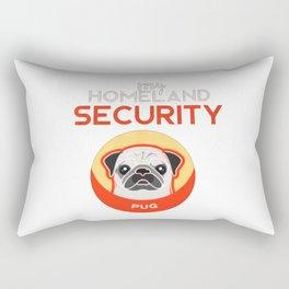 my homeland security Rectangular Pillow