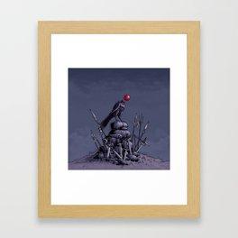 Harbinger Framed Art Print