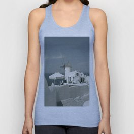 Santorini, Greece 8 Unisex Tank Top