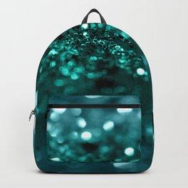 Sparkling OCEAN Glitter #1 #shiny #decor #art #society6 Backpack