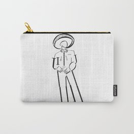 Mariachi Elefont Carry-All Pouch