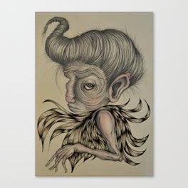Lil' Creeper Canvas Print