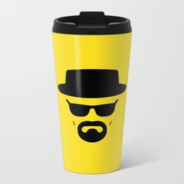 Heisenberg Metal Travel Mug