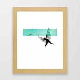 IkarianFall#2:ItWasSpring Framed Art Print