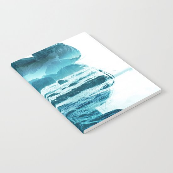 The Sea Inside Me Notebook