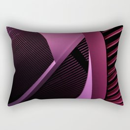 Urban Beauty Rectangular Pillow