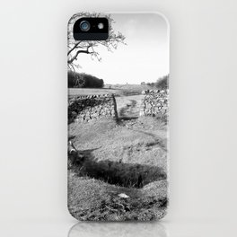 The Leaning Oak iPhone Case
