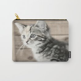 Kitty Cat Carry-All Pouch