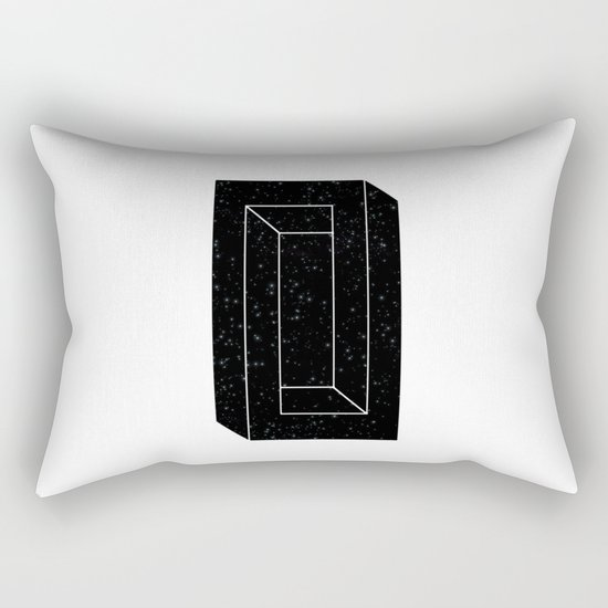 Impossible Space II Rectangular Pillow