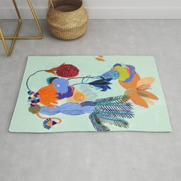 Nature Therapy Rug