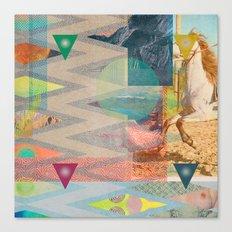 DIPSIE SERIES 001 / 01 Canvas Print