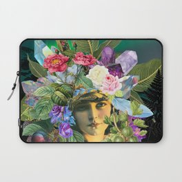 Goddess of the Northern Lights Laptop Sleeve