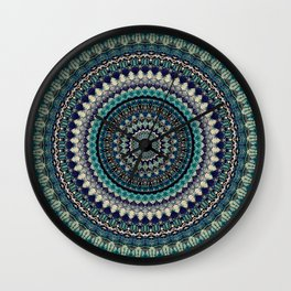 MANDALA 634 Wall Clock