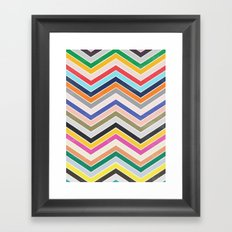 journey 5  Framed Art Print
