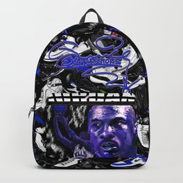 JUICEEXPRESSIONS-JORDAN HEAD 4 Backpack
