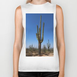 Reaching For The Sky Biker Tank