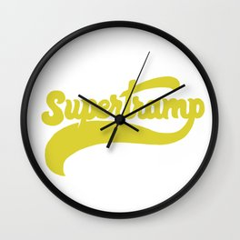 Supertramp Wall Clock