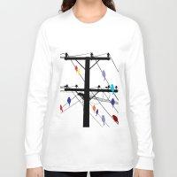 minimal Long Sleeve T-shirts featuring MINIMAL by mark ashkenazi