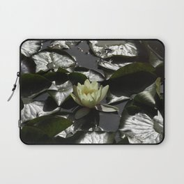 Lotus on the water Laptop Sleeve
