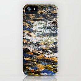 Crystal Clear Pedernales iPhone Case