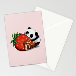 Pandaberry Stationery Cards