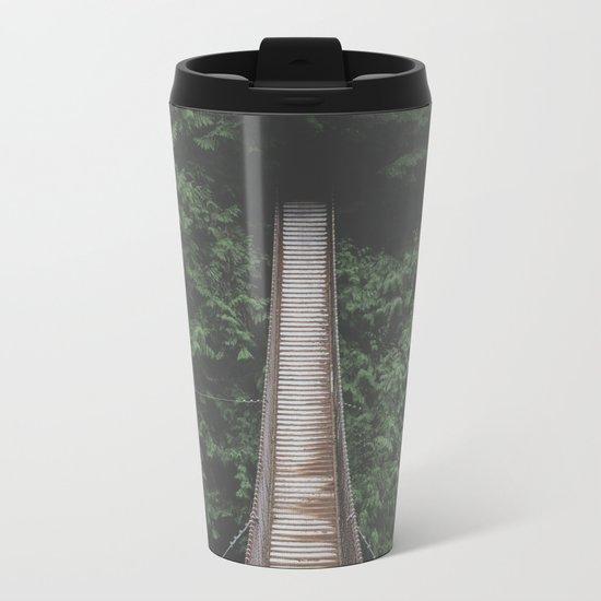 Lynn Valley IV (color) Metal Travel Mug